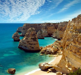 Tour with driver in Algarve, Portugal