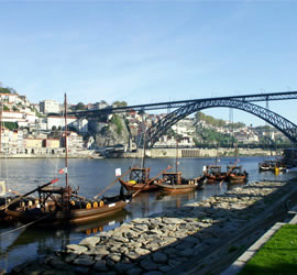 Tour with driver in Porto, Portugal